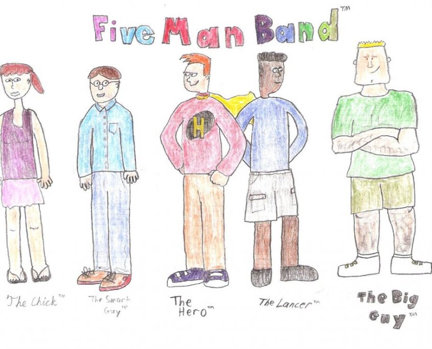 fivemanband