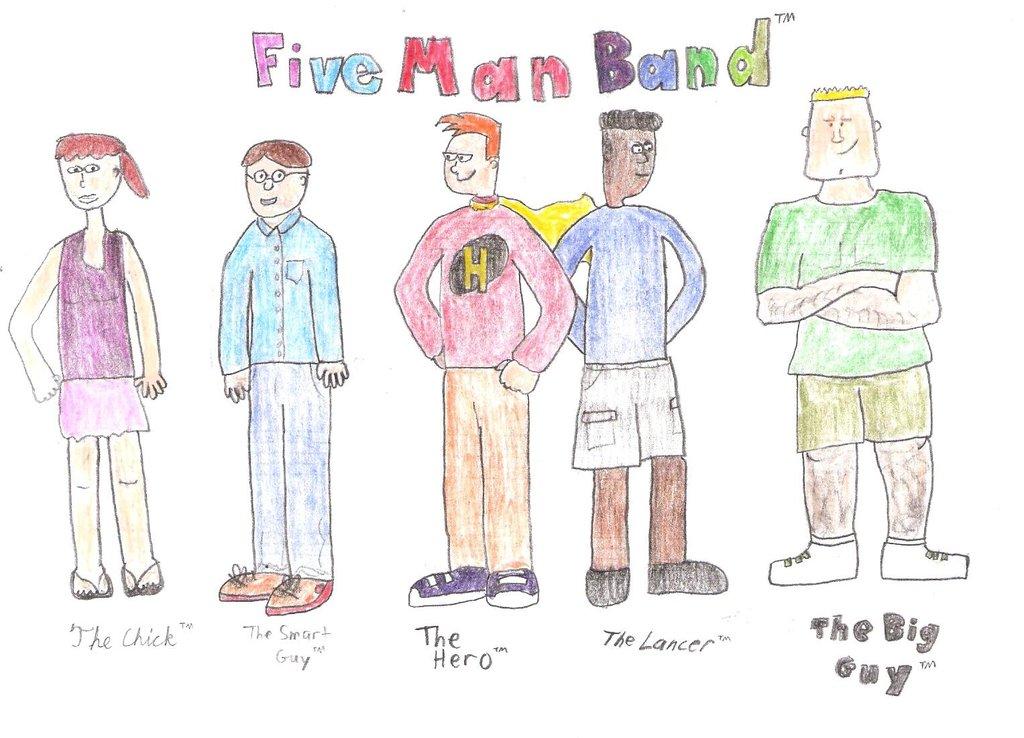اتحاد پنجنفره (Five-Man Band) | معرفی عناصر داستانی (۴۶)