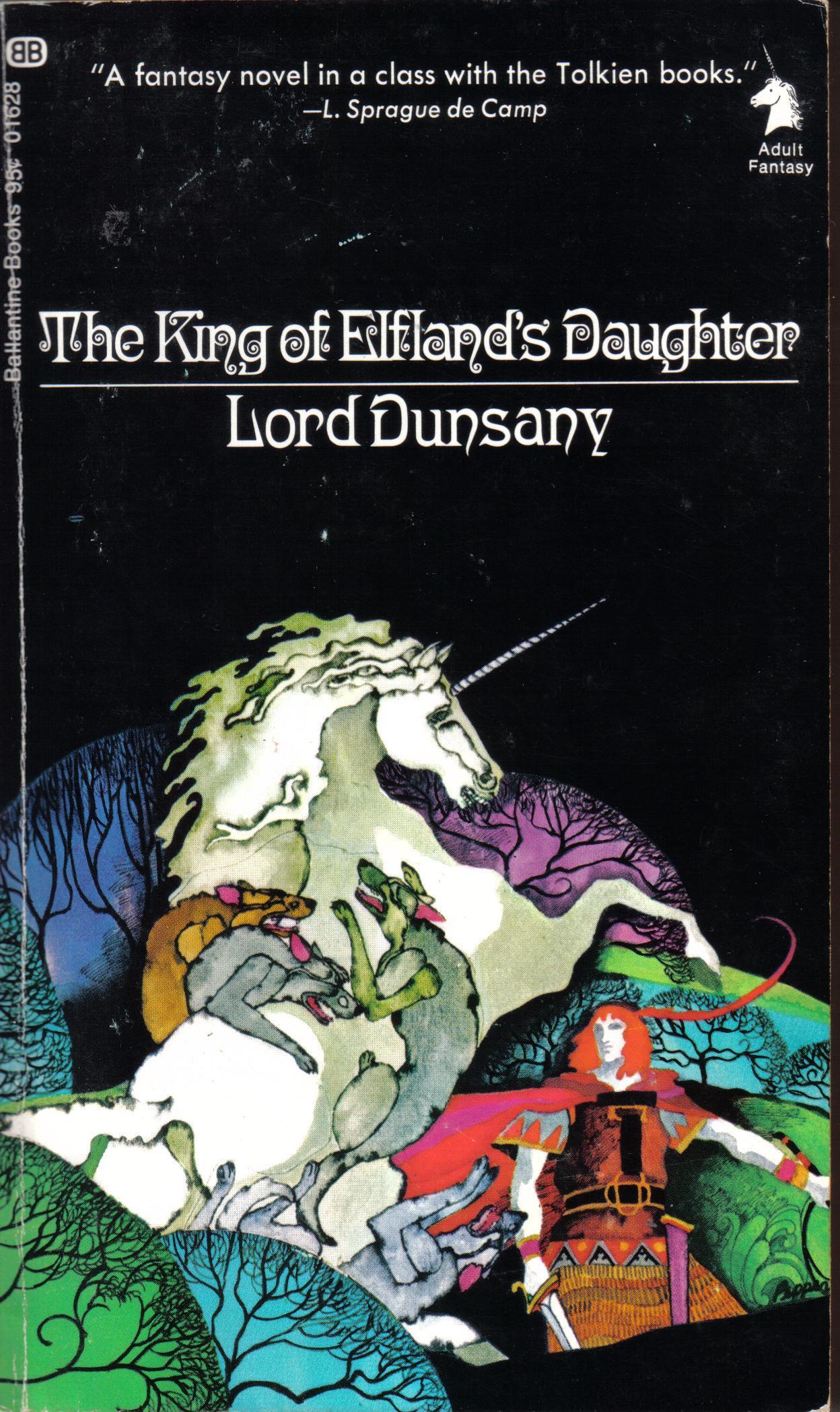 دختر شاه پریان (The King of Elfland's Daughter) | باشگاه کتابخوانی (۲)