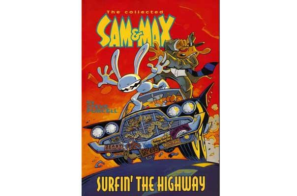 بررسی کمیک Sam & Max: Surfin' the Highway | در کوچه پس کوچههای پاپ کالچر