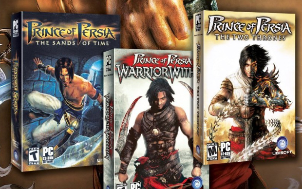 بررسی سهگانهی Prince of Persia: Sands of Time | در کوچه پس کوچههای پاپ کالچر
