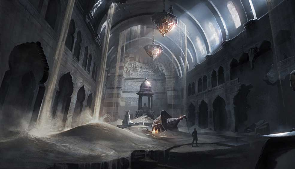 Prince of Persia - artwork