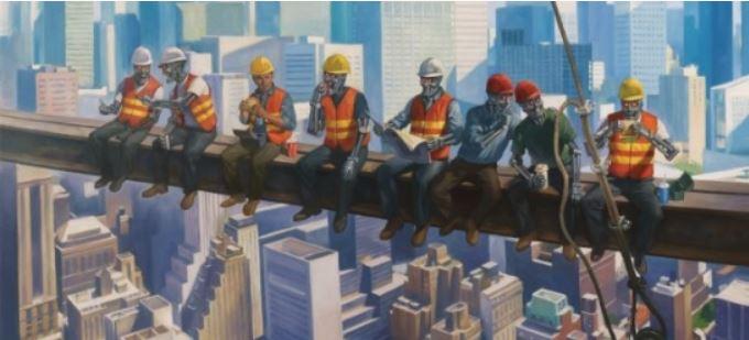 آیندهی شغلی ما در تصرف رباتها