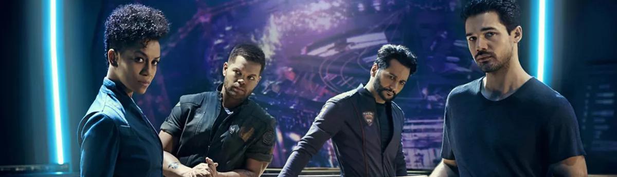 آمازون سریال گستره را نجات داد + رونق بازار سریالهای اقتباسی علمی-تخیلی