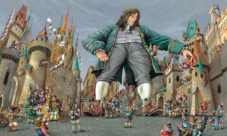 Gulliver's Travels 2