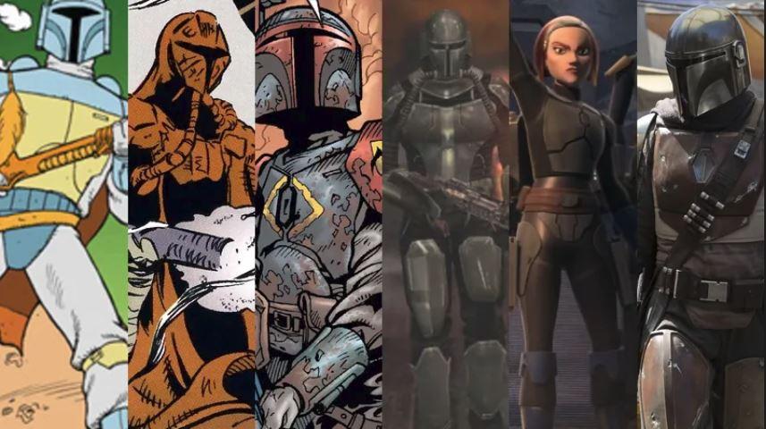 مندلورینها در Star Wars | آشنایی با دنیای جنگ ستارگان (قسمت ششم)