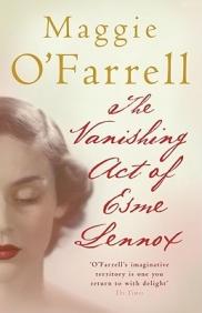 7. The Vanishing Act of Esme Lennox